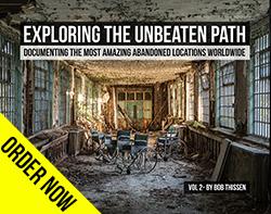 urbex exploring the unbeaten path