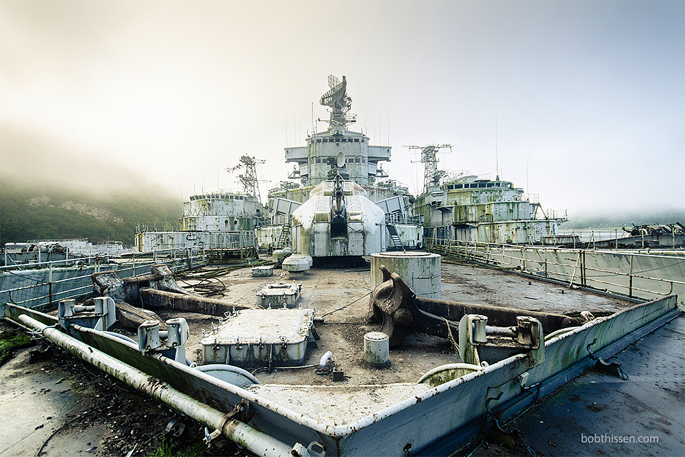 Warships in France | Bob Thissen