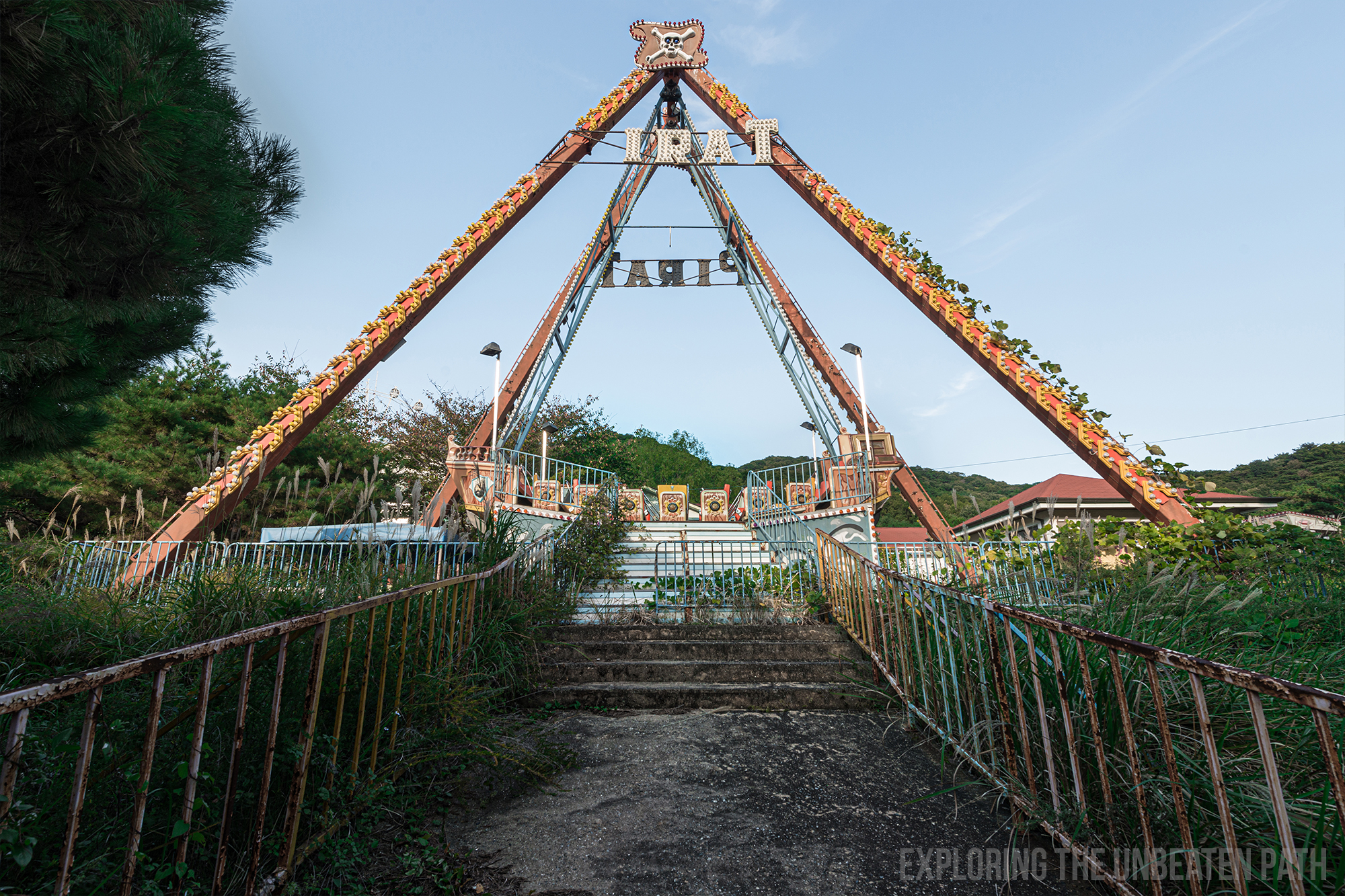 Gaya Land South Korea urbex abandoned urban exploring