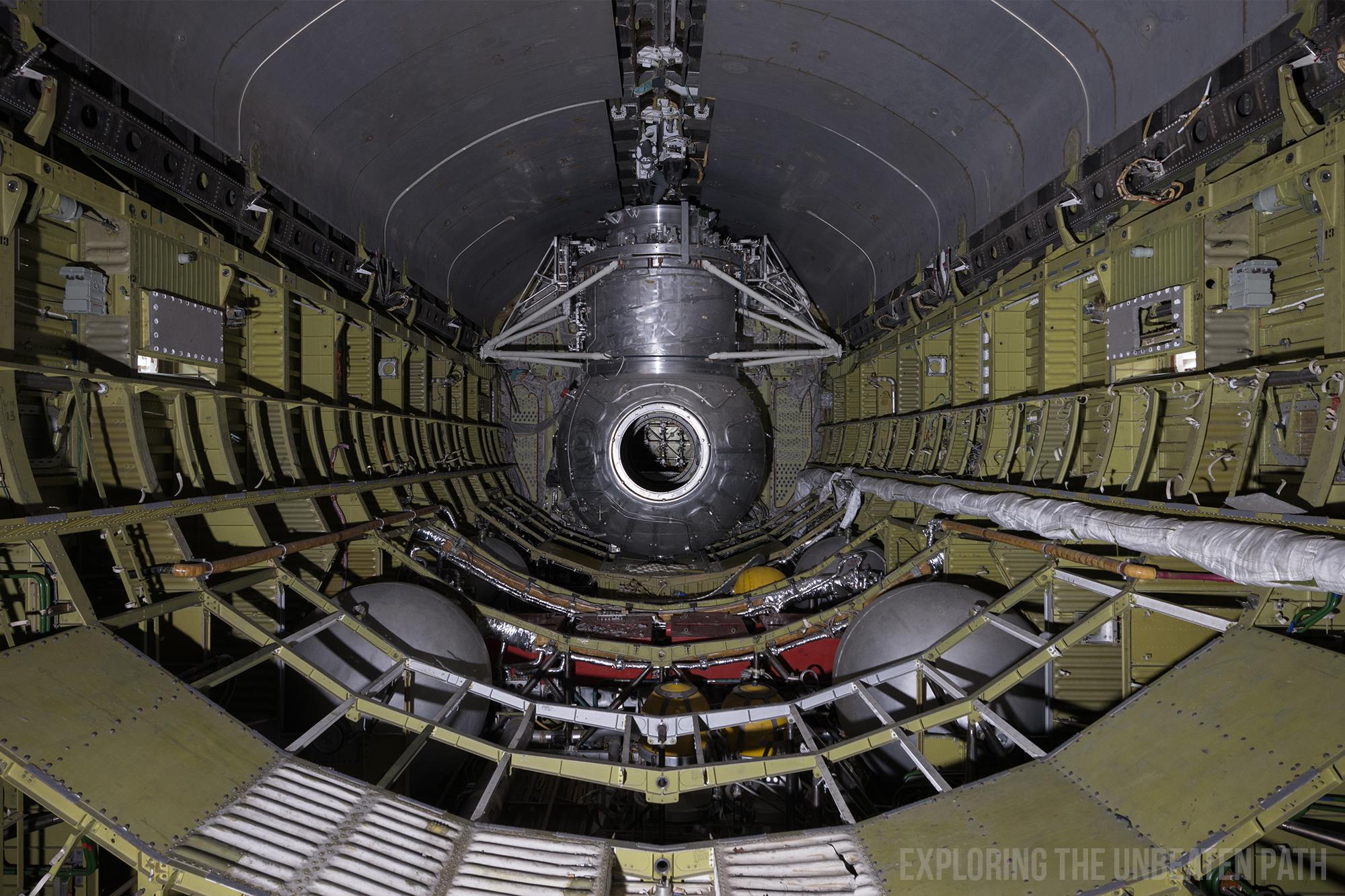 Baikonur Cosmodrome urbex abandoned buran