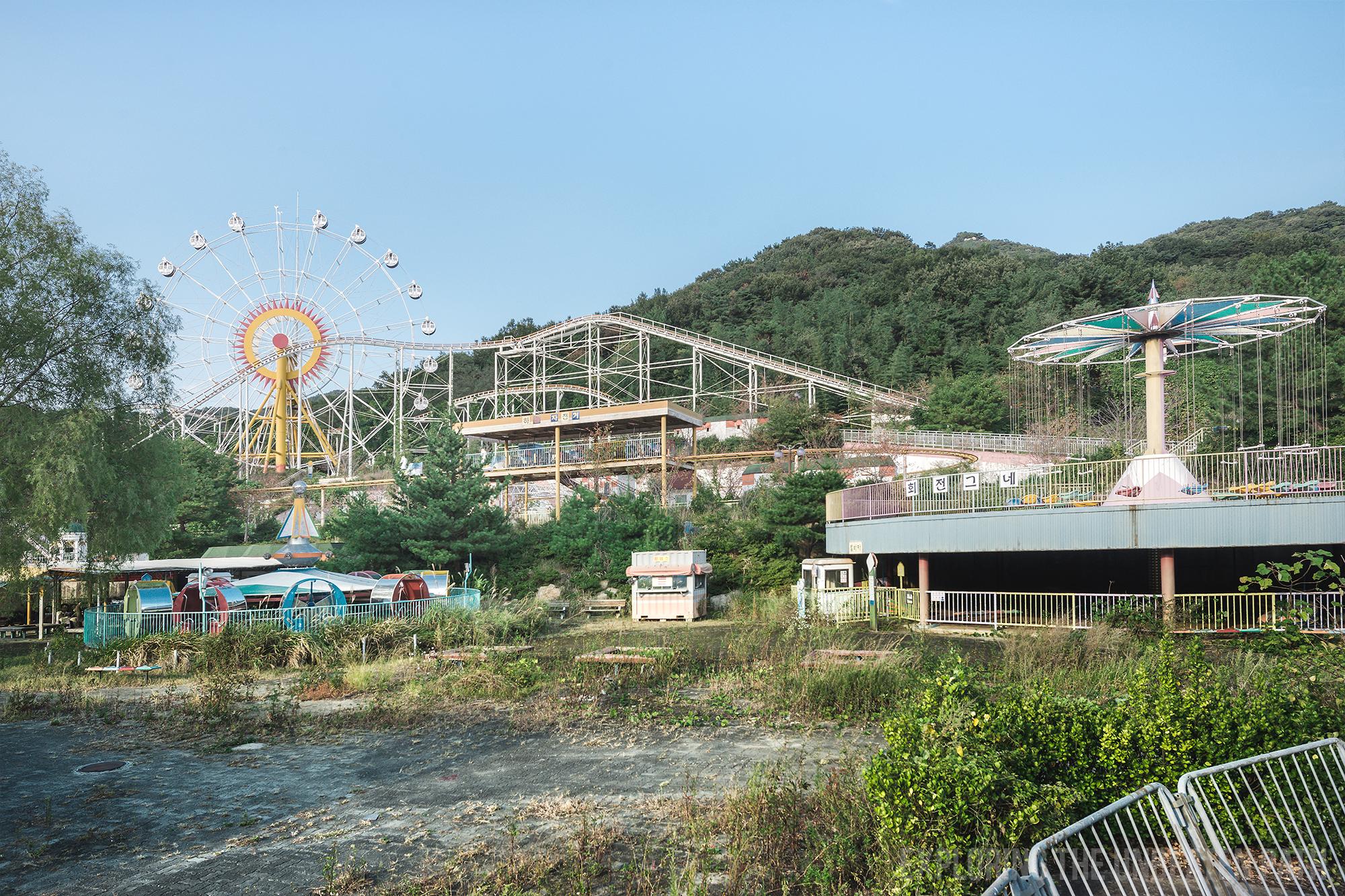 Gaya Land South Korea urbex abandoned urban exploring