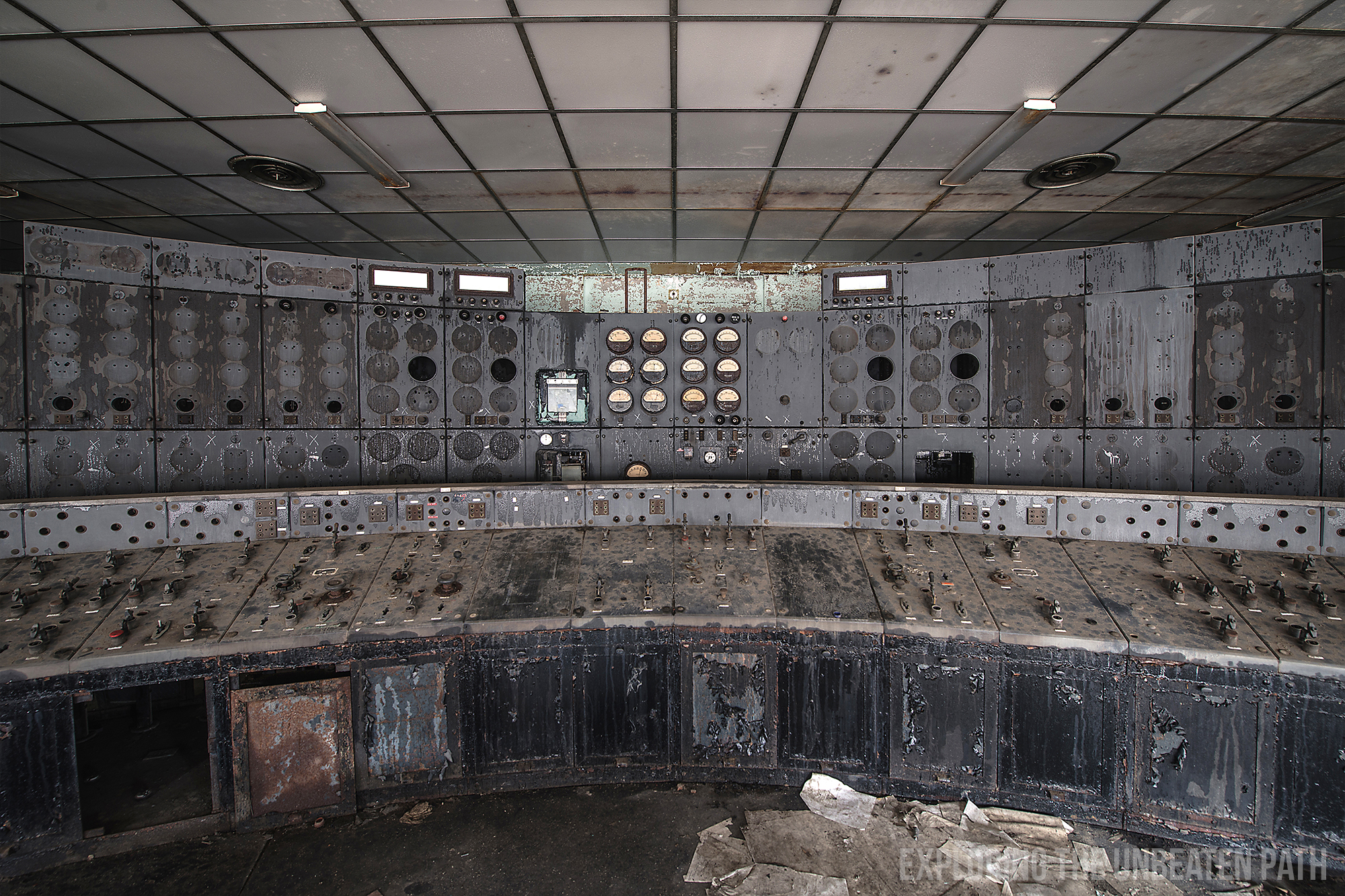 Richmond Power Station Urbex Abandoned Urban Exploring United States