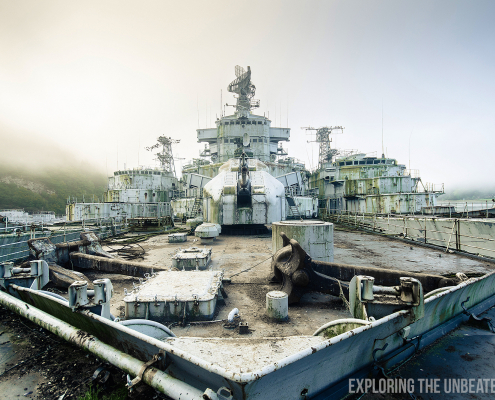 french warships naval ships urbex abandoned urban exploring France