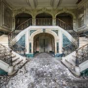 Abandoned Castle France urbex urban exploring